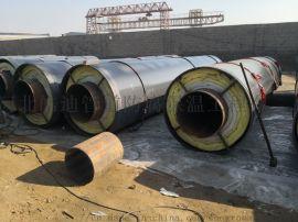 湖南钢套钢蒸汽保温管生产注意事项