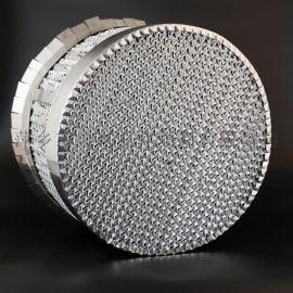 方兴石化填料   专业生产   金属丝网波纹填料