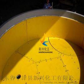 厂家  高分子料仓衬板 自润滑PE煤仓衬板