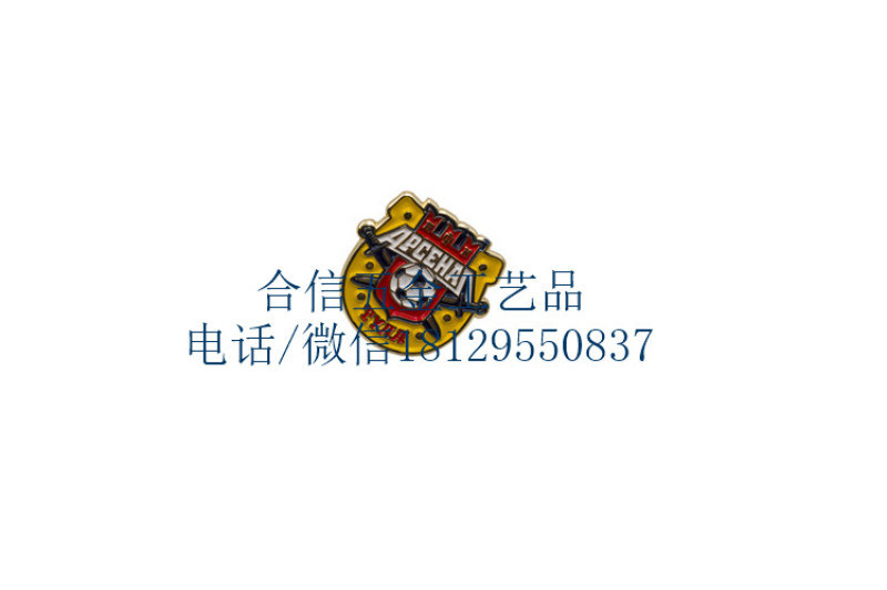 加工定制徽章 压铸徽章工艺品 锌合金工艺品