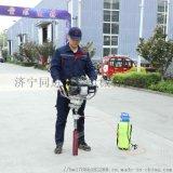 便携式单人使用背包钻机 勘探取芯钻探机