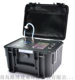 LB-FD700泵吸靜電收集α能譜測氡儀