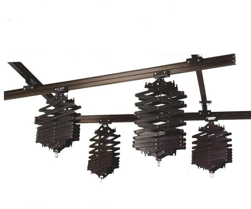 恆力鉸鏈燈具伸縮吊杆