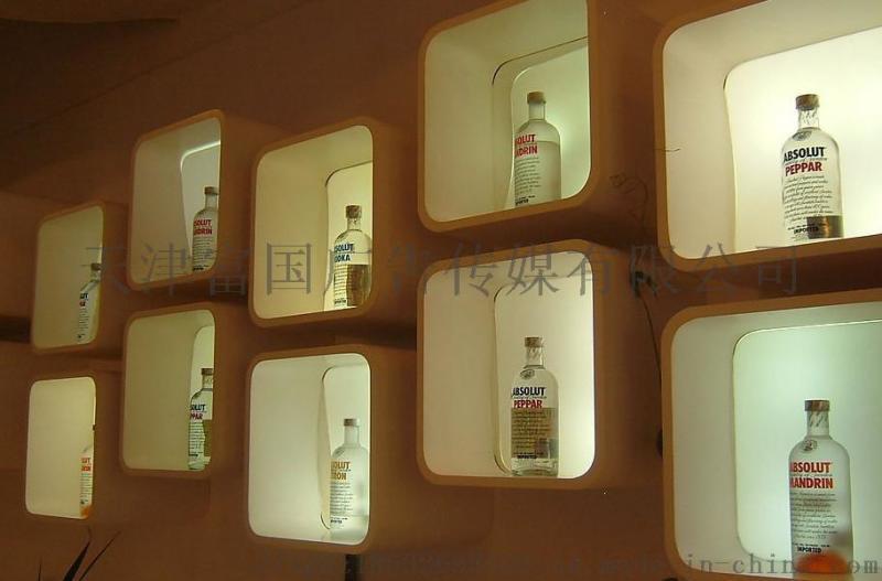 天津玻璃展示柜制作 珠宝化妆品各种展柜定制找富国质优价廉