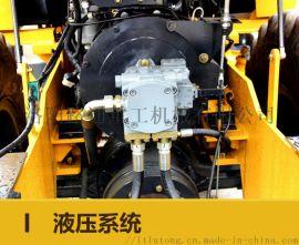3吨全液压单钢轮振动压路机洛阳压路机厂家直销,路面回填小型压路机