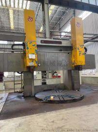 齐重3.5米双柱立式车床 型号DVT350x20/32