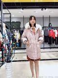 奥薇纳欧洲时尚女装 武汉外贸原单尾货羽绒服
