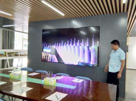 46寸lcd液晶拼接屏 工业级监视器