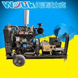 沃力克WL12120管道高压疏通机 下水管道疏通机