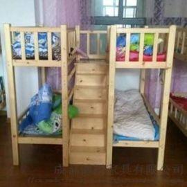 成都宿舍双人床 成都幼儿园双人床 成都实木双人床
