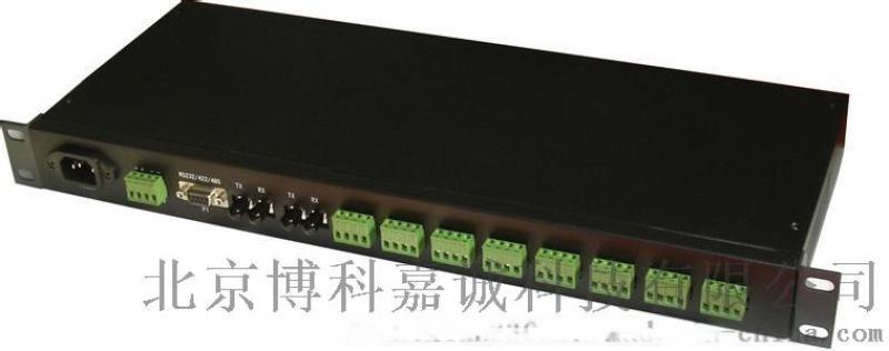 8路RS-232/485/422转光纤