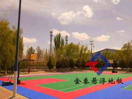 供应徐州篮球悬浮地板