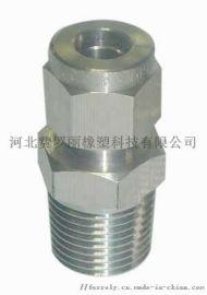 橡胶胶管不锈钢接头