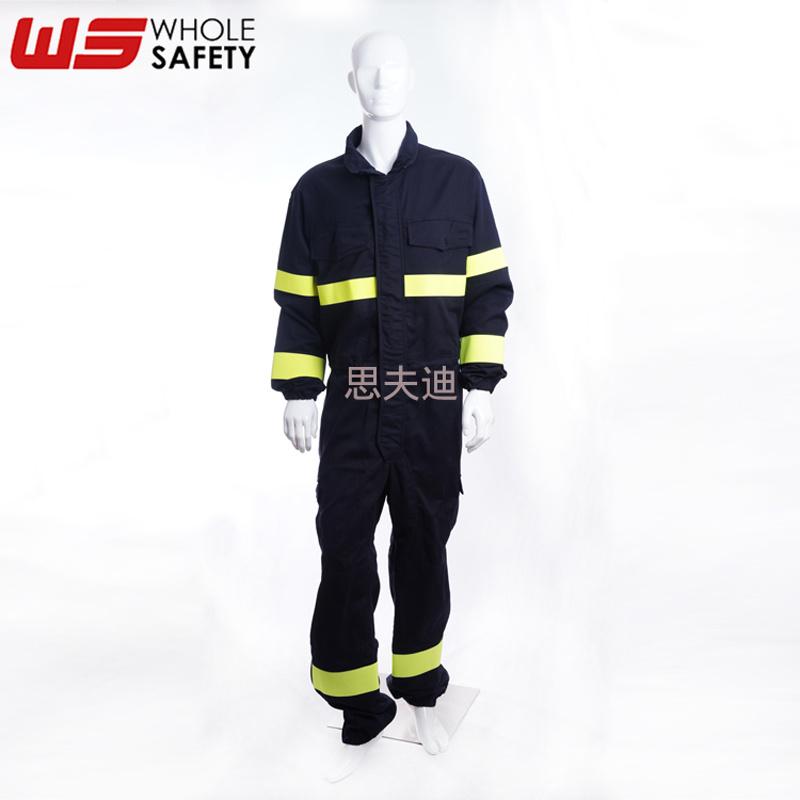 阻燃抗靜電連體服 可定製阻燃防靜電連體服