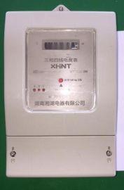湘湖牌M4Y-**-XX数字电压表线路图