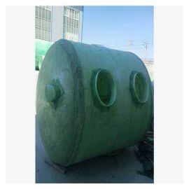 霈凯环保 集成化粪池 玻璃钢化粪池厂家