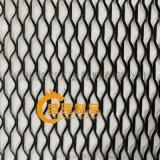 黑色铝制汽车中网  铝合金改装铝网厂家