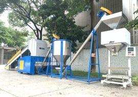 大型塑料筐破碎机 水果筐啤酒筐粉碎机 广东东莞
