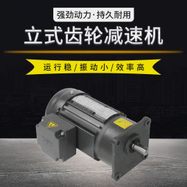 加药搅拌机齿轮减速电机搅拌器立式减速电机