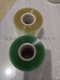 PVC电线缠绕膜柔软、透明、使用方便