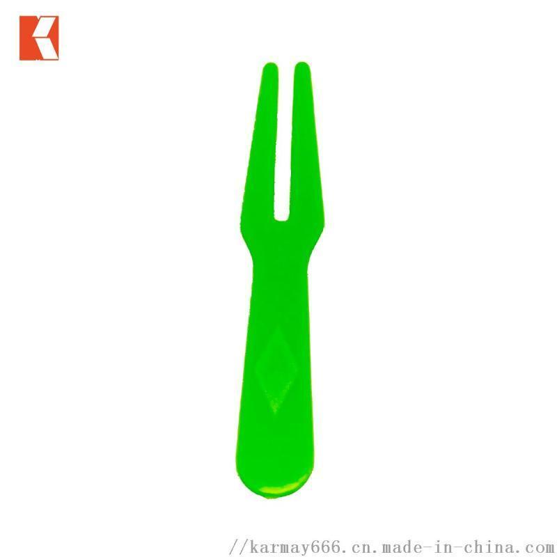 一次性塑料水果叉迷你叉60#叉