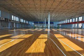 上海PVC卷材地板施工,球场卷材PVC地板品牌