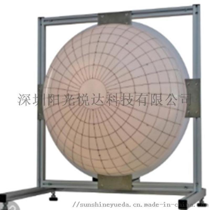 KN95防護口罩下方視野計