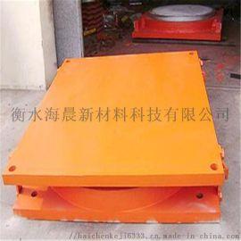 桥梁板式橡胶支座方形伸缩缝圆形四**盆式支座垫块