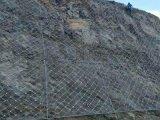 边坡主动防护网每平方米 安装主动防护网