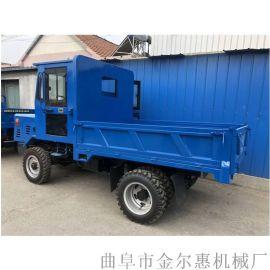 建筑工程柴油四轮车/轮式高品质矿用四轮车