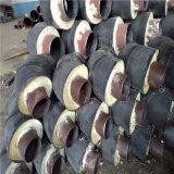 阜新 鑫龍日升 直埋式聚氨酯保溫管DN700/720黑夾克預製保溫管