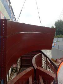 盾構延伸鋼環廠家 地鐵延伸鋼環 6.7米延伸鋼環