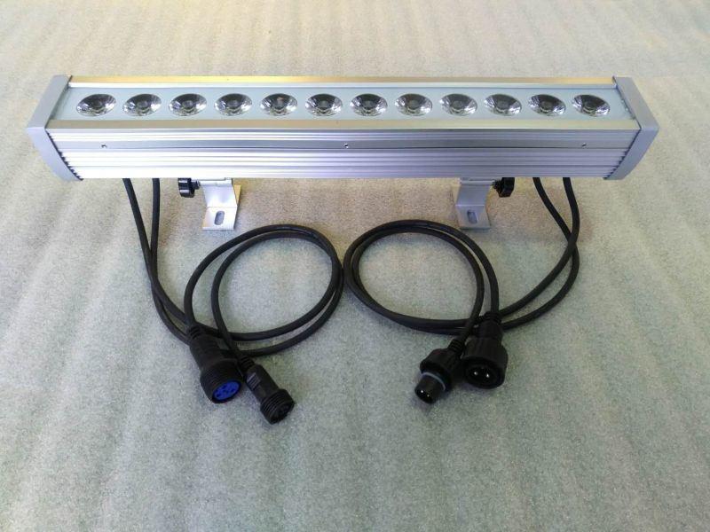 舞檯燈光廣州鑫橙12顆四合一LED洗牆燈