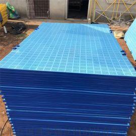 建筑防护钢板网 建筑外墙安全防护爬架网金属板网
