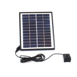 12V5W太阳能喷泉5W太阳能水泵