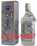 台湾八八坑道42度淡丽高粱酒0.7公升纸盒