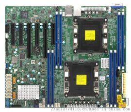 超微 X11DPL-I LGA3647 双路主板
