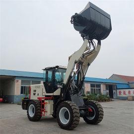 自卸料混凝土搅拌斗装载机 铲车带搅拌机一体机