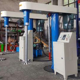涂料分散机  玻璃钢树脂搅拌机  液体高速分散机