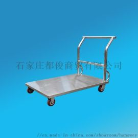 不锈钢推车