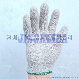 加厚工作劳工劳保棉纱工地防护手套机修劳保用品手套