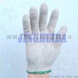 加厚工作勞工勞保棉紗工地防護手套機修勞保用品手套