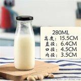 玻璃豆浆瓶生产厂家牛奶瓶