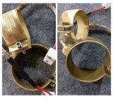 全封閉銅鋁電加熱圈陶瓷雲母加熱片圈高溫定做