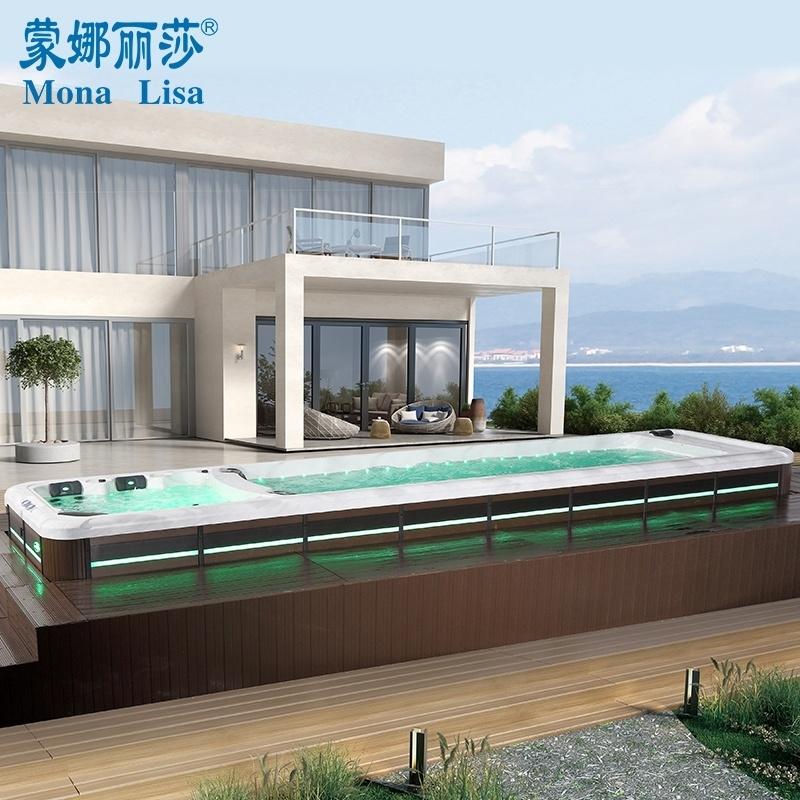 廣東酒店衝浪泳池價格-酒店恆溫泳池廠家-泳池帶智慧電視