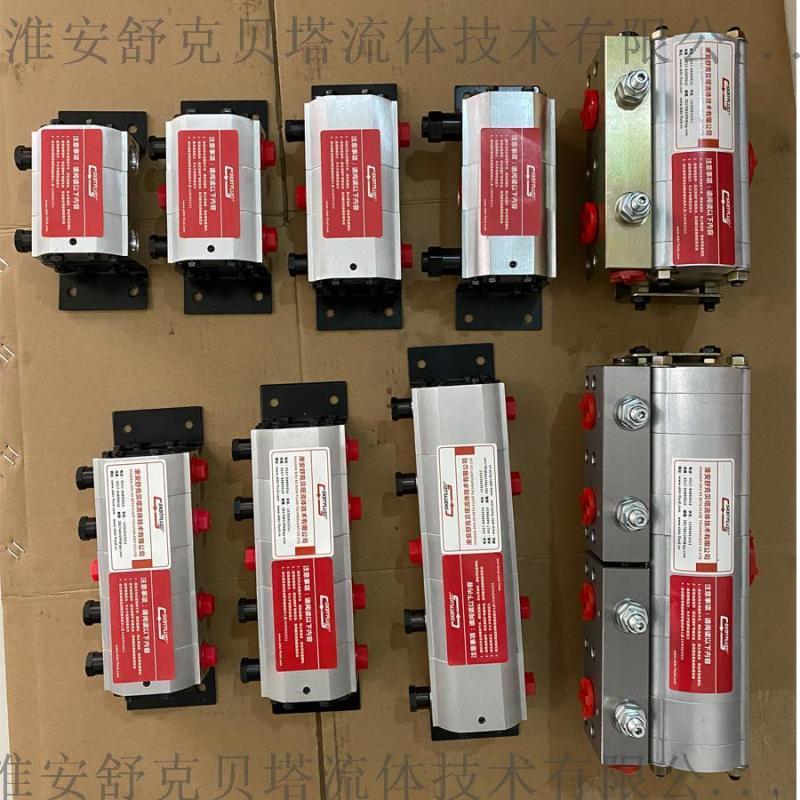 CFA1-4*4-YE-1系列齒輪分流馬達