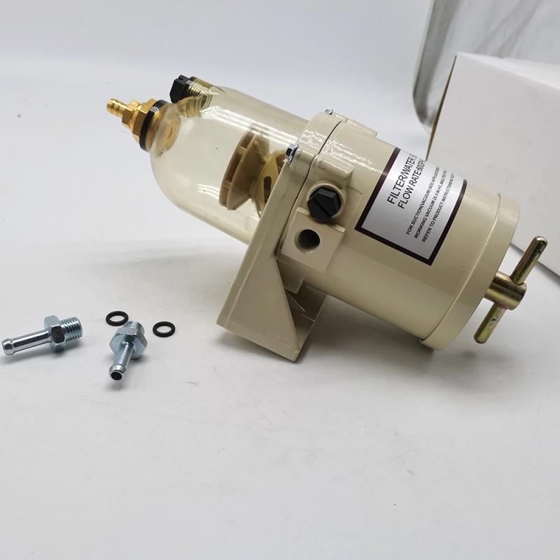 适用500FG柴油滤芯500FH汽车油水分离器