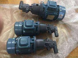 循环泵KF25RF齿轮油泵泵头