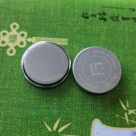 厂家现货供应cr2032高容量闪光鞋纽扣电池