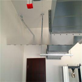 抗震支架通风管道固定吊架桥架